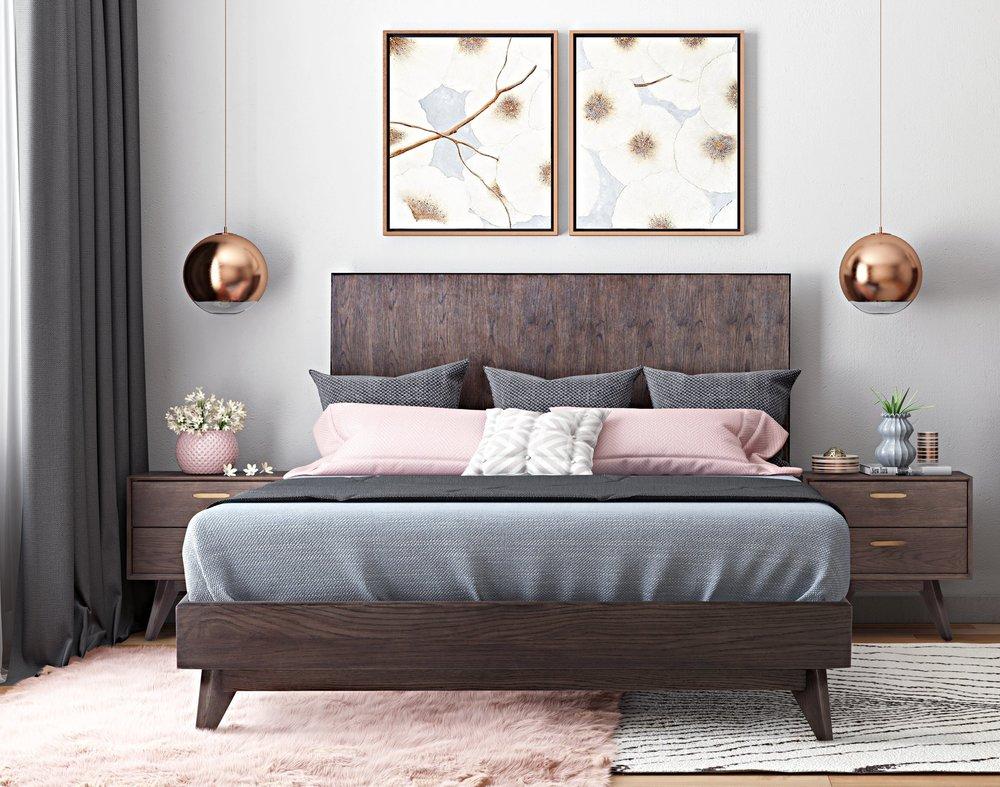 TOV Furniture - Loft Wooden Queen Bed