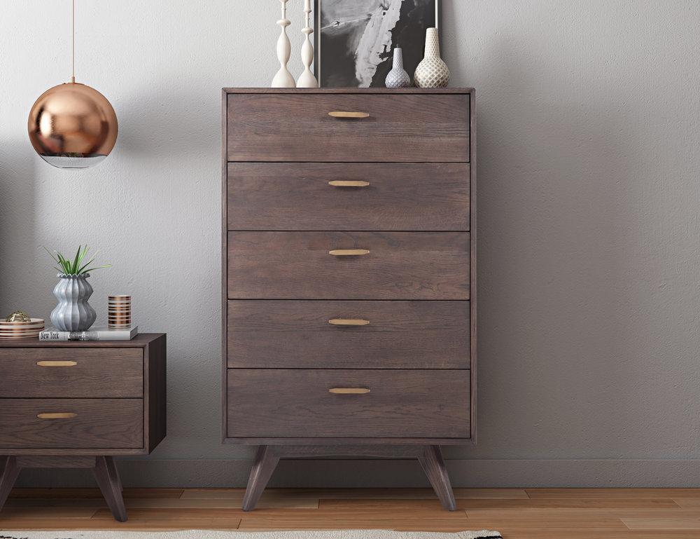 TOV Furniture - Loft Wooden Chest