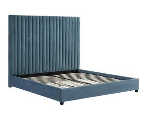 Thumbnail of TOV Furniture - Arabelle Sea Blue Bed