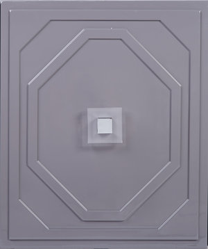 Thumbnail of TOV Furniture - Andros Grey Lacquer Buffet