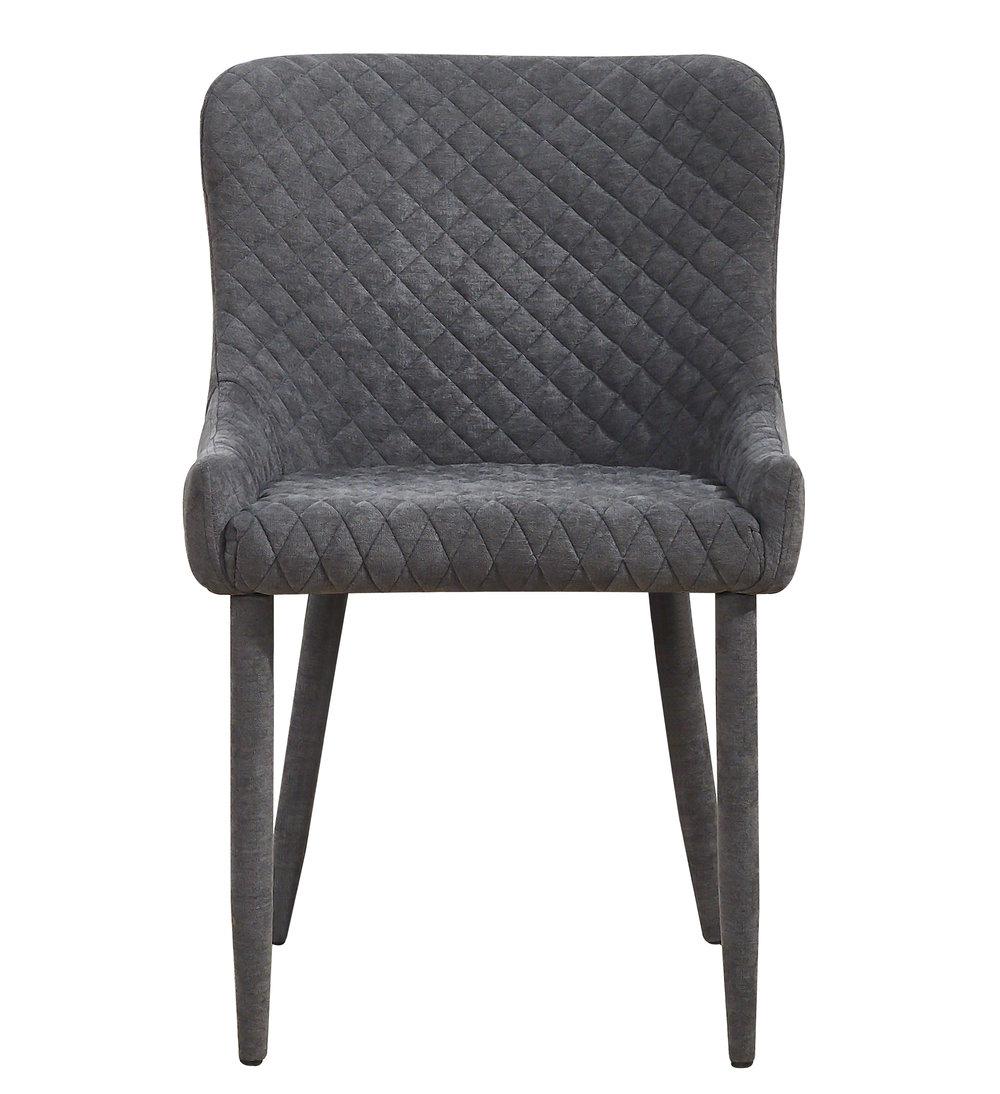TOV Furniture - Draco Grey Chair