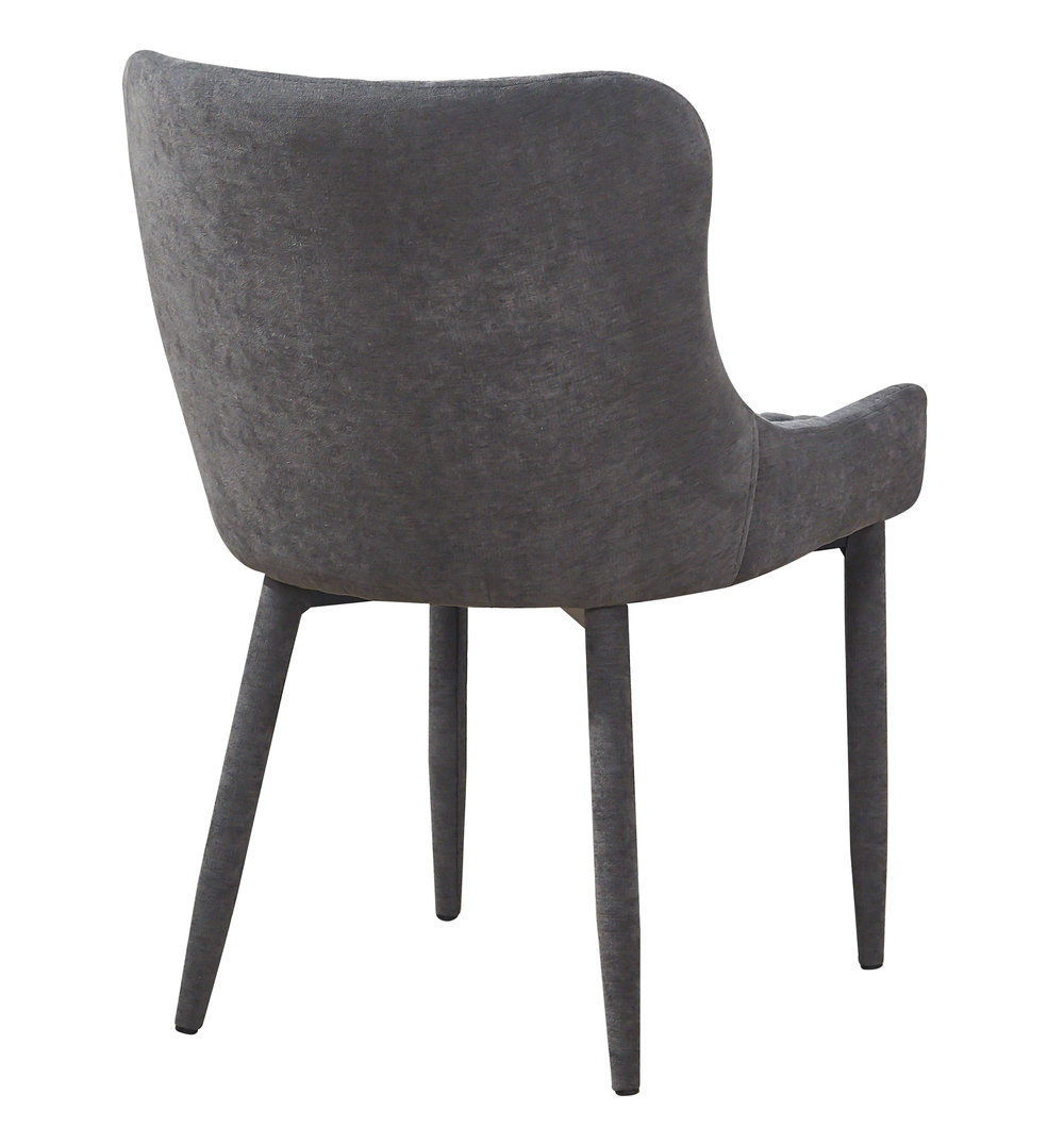 TOV Furniture - Draco Grey Chair