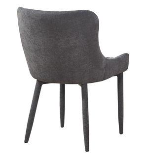 Thumbnail of TOV Furniture - Draco Grey Chair