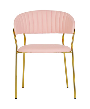 Thumbnail of TOV Furniture - Padma Blush Vegan Leather Chair