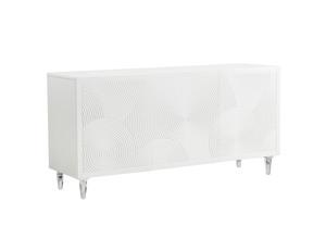 Thumbnail of TOV Furniture - Karma White Lacquer Buffet
