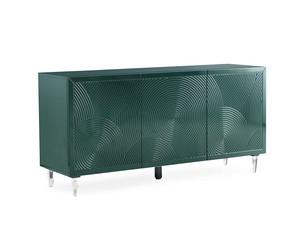 Thumbnail of TOV Furniture - Karma Green Lacquer Buffet