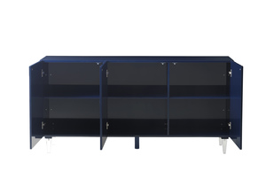 Thumbnail of TOV Furniture - Deco Blue Lacquer Buffet