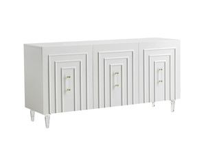 Thumbnail of TOV Furniture - Famke White Lacquer Buffet