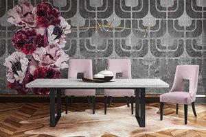 Thumbnail of TOV Furniture - Lipstick Blush Velvet Dining Chair