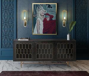 Thumbnail of TOV Furniture - Gatsby Wood Buffet