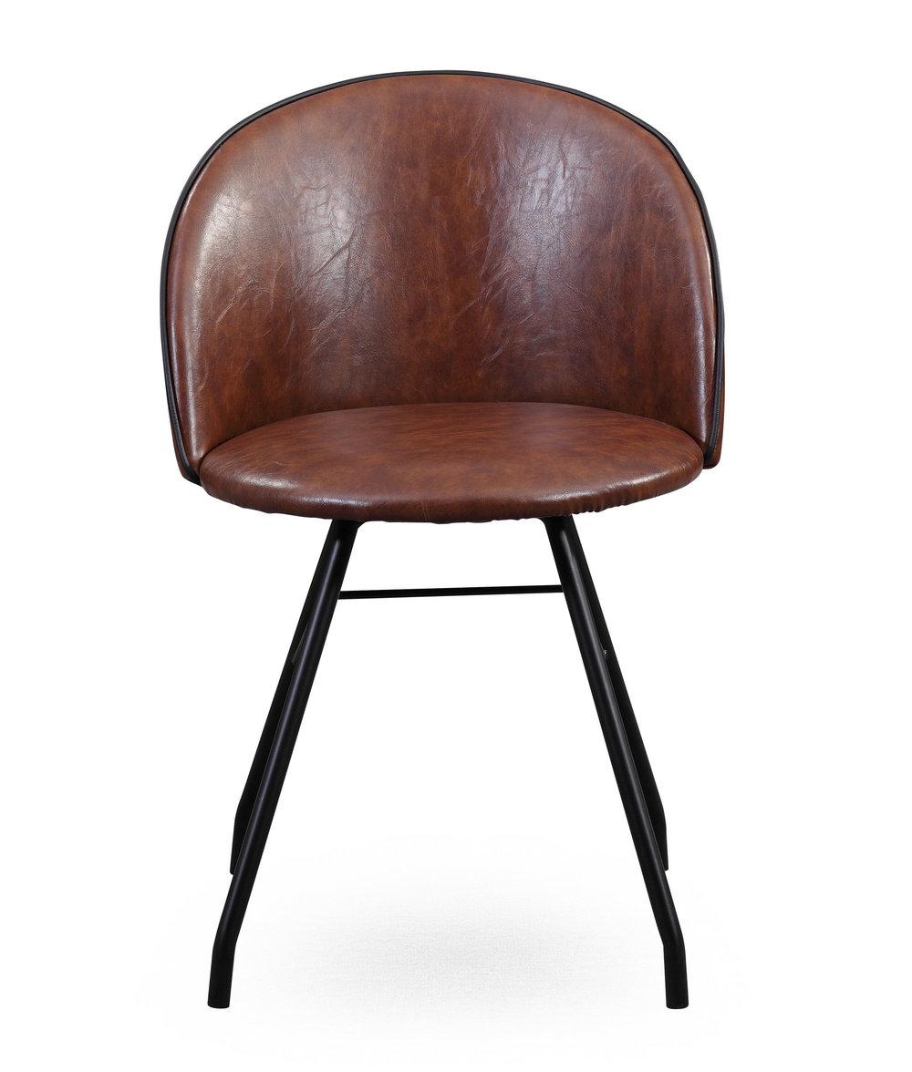 TOV Furniture - Branson Swivel Chair