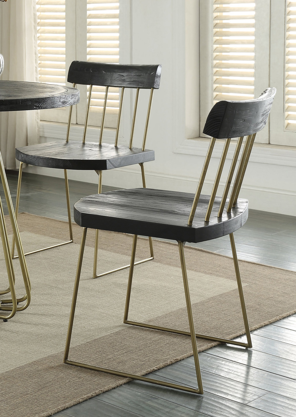 TOV Furniture - Madrid Pine Chair