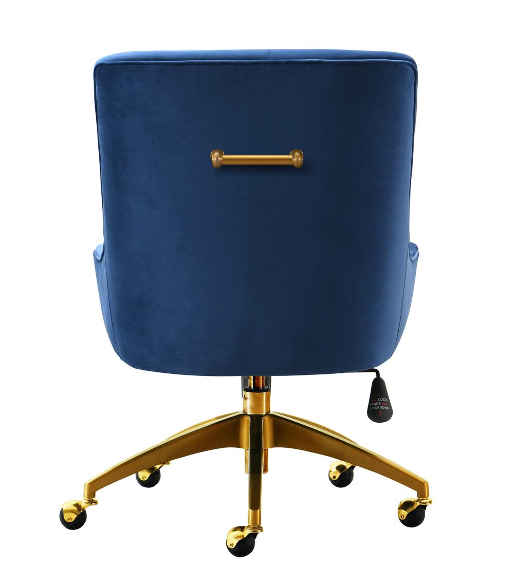 TOV Furniture - Beatrix Navy Office Swivel Chair