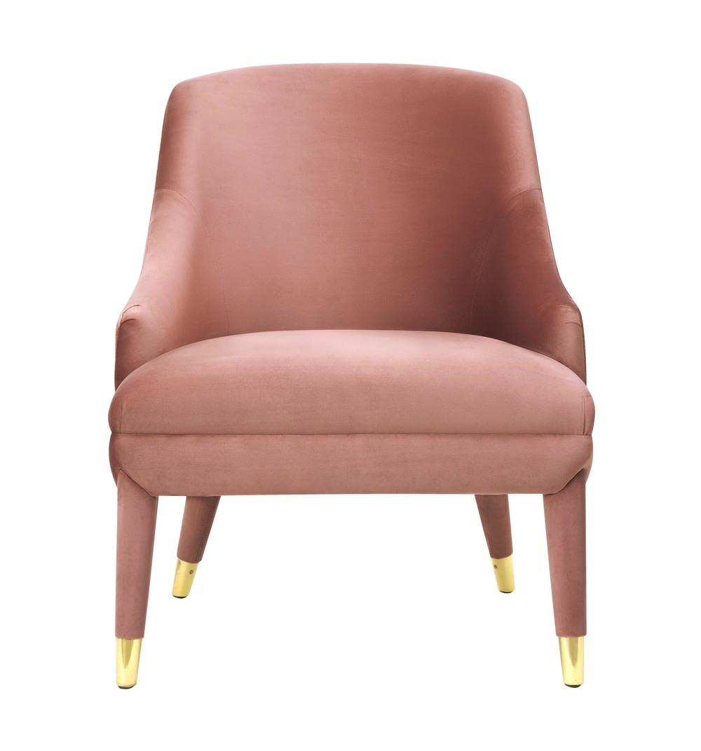 TOV Furniture - Orchid Velvet Chair