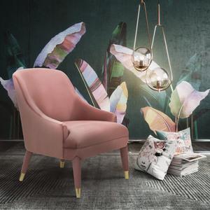 Thumbnail of TOV Furniture - Orchid Velvet Chair