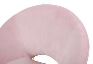 Thumbnail of TOV Furniture - Nolan Blush Velvet Chair
