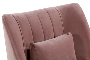 Thumbnail of TOV Furniture - Reiko Blush Lounge Chair