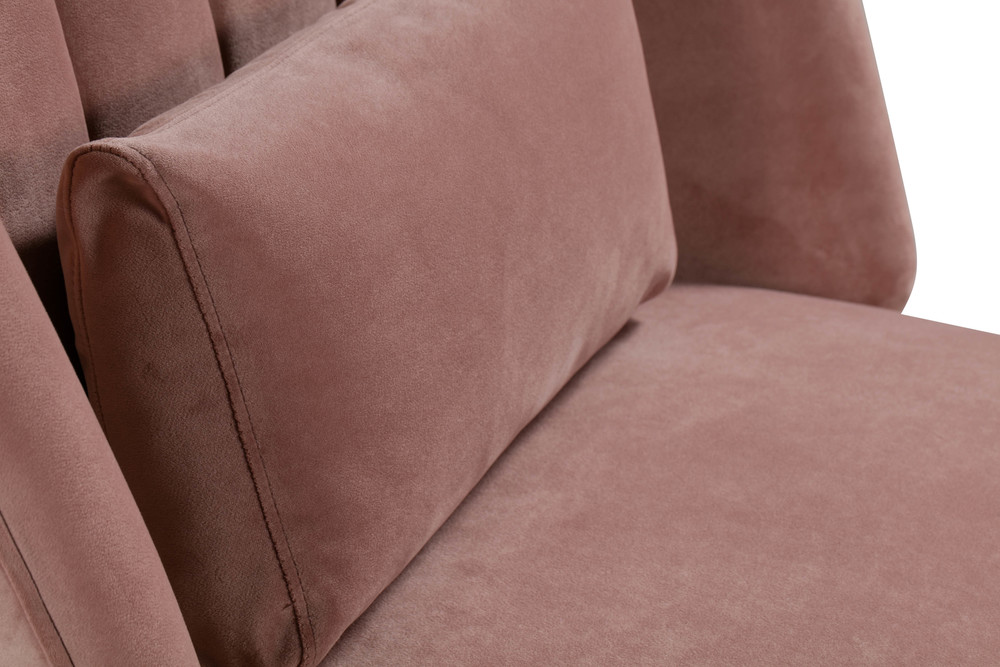 TOV Furniture - Reiko Blush Lounge Chair