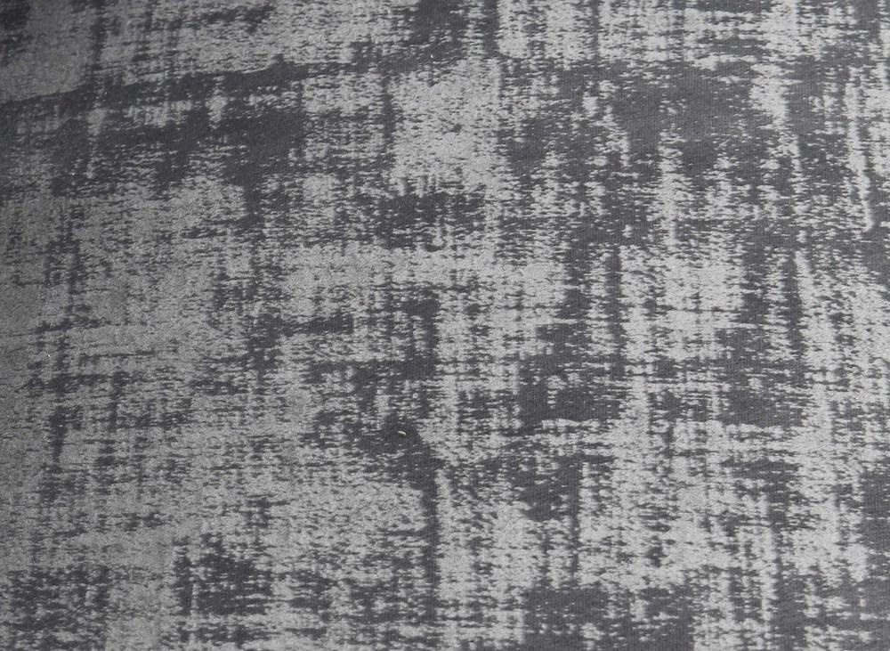 TOV Furniture - Magnolia  Slub Grey Chair with Gold Base