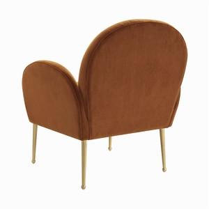 Thumbnail of TOV Furniture - Gwen Cognac Velvet Chair