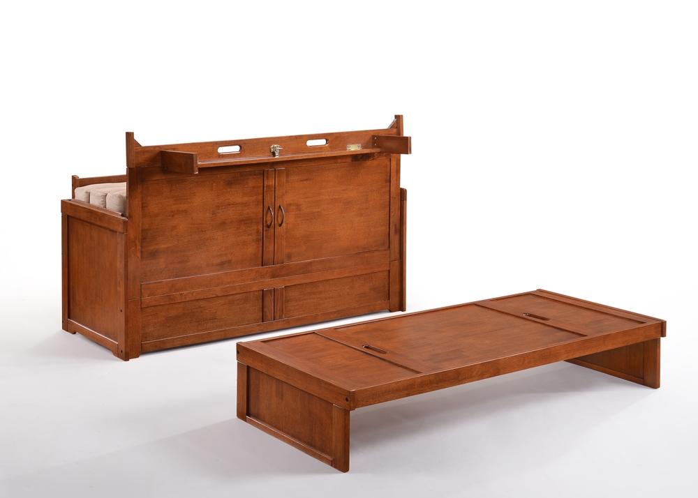 Night & Day Furniture - Murphy Cube Cabinet