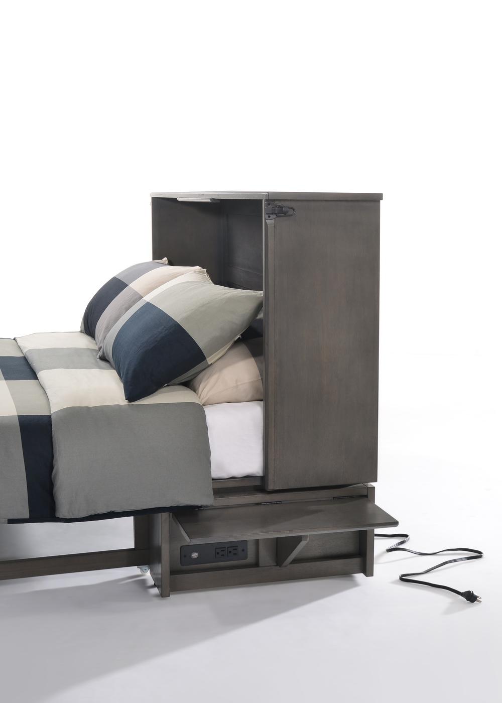 Night & Day Furniture - Sagebrush Murphy Cabinet