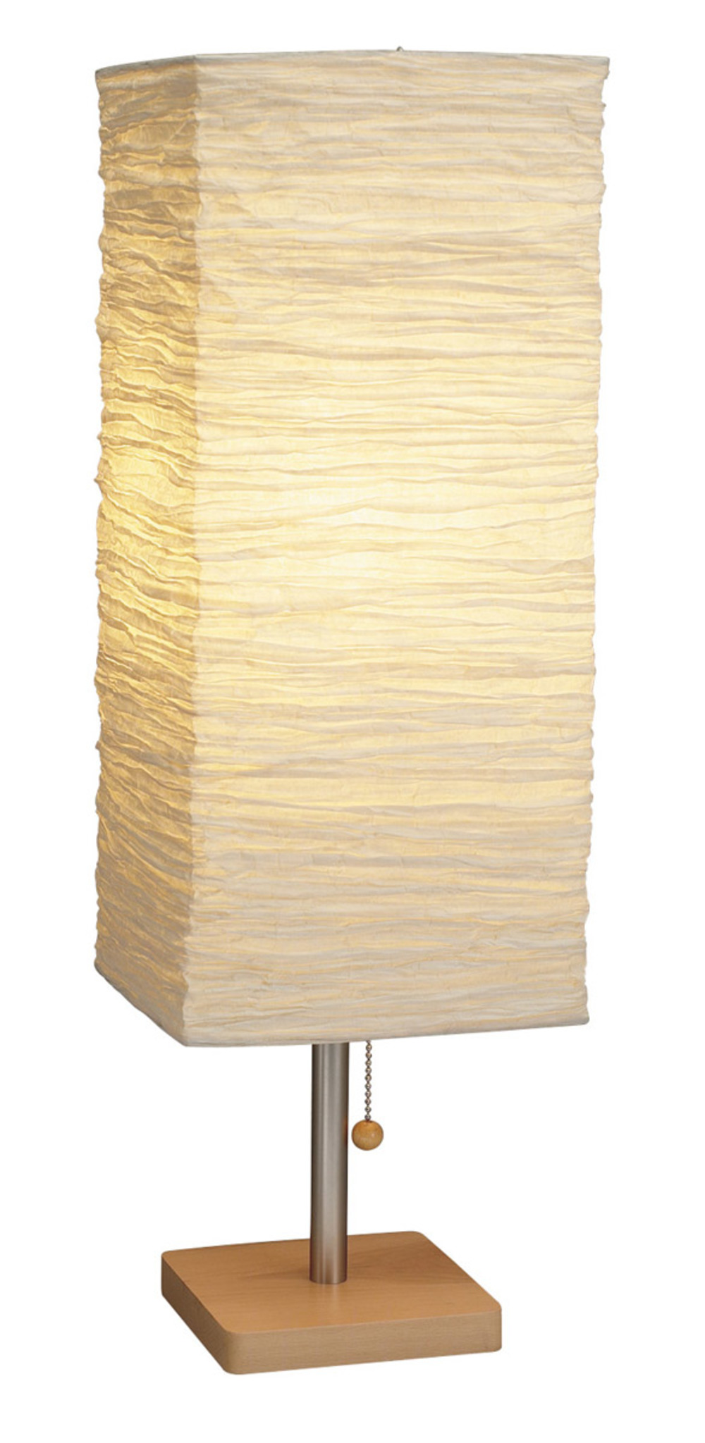 Adesso - Adesso Dune One Light Tall Table Lamp in Natural