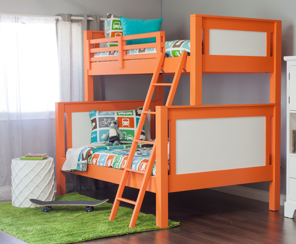 Newport Cottages - Ricki Bunkbed