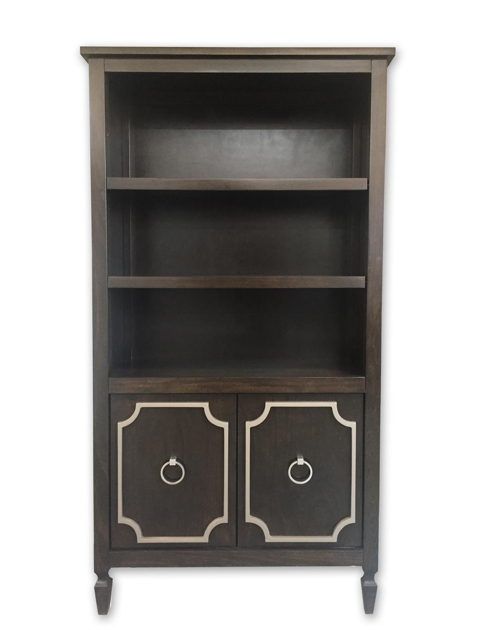 Newport Cottages - Beverly Door Bookcase