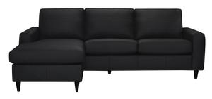 Thumbnail of Luke Leather - Reversible Sofa Chaise