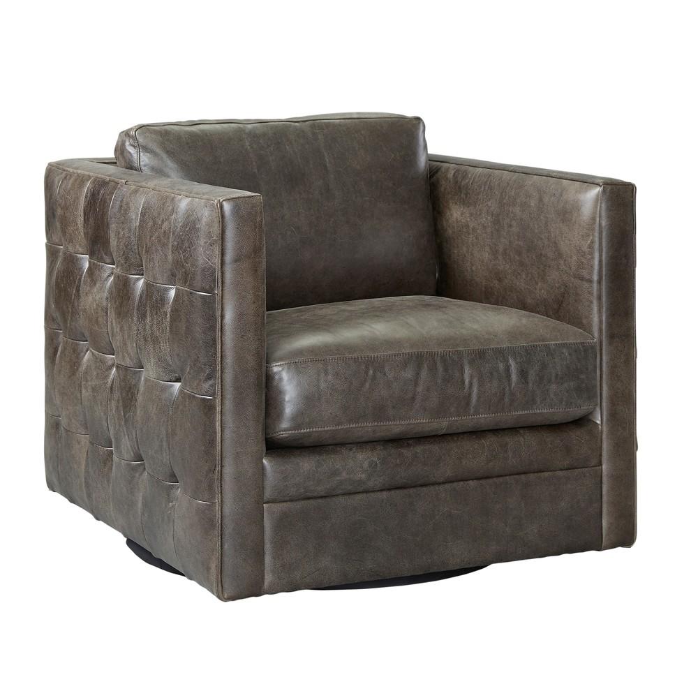 Olivia & Quinn - Georgia Swivel Chair