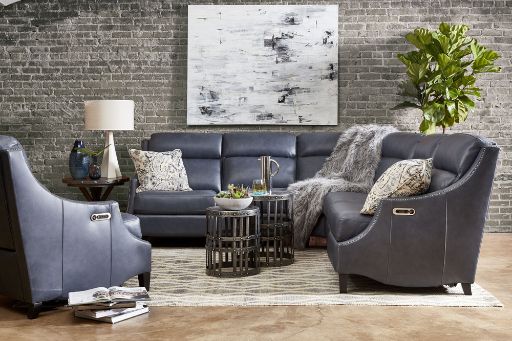 Olivia & Quinn - Jane Dual Motion Sectional