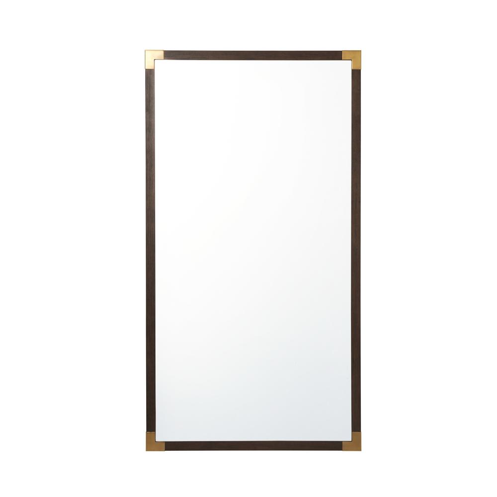TA Studio-Quick Ship - Wooden Floor Mirror