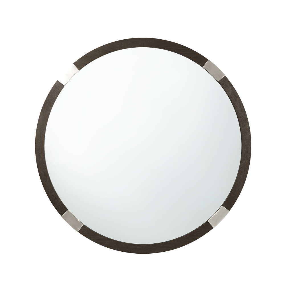 TA Studio-Quick Ship - Wooden Wall Mirror