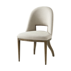 Thumbnail of TA Studio-Quick Ship - Wooden Upholstered Side Chair