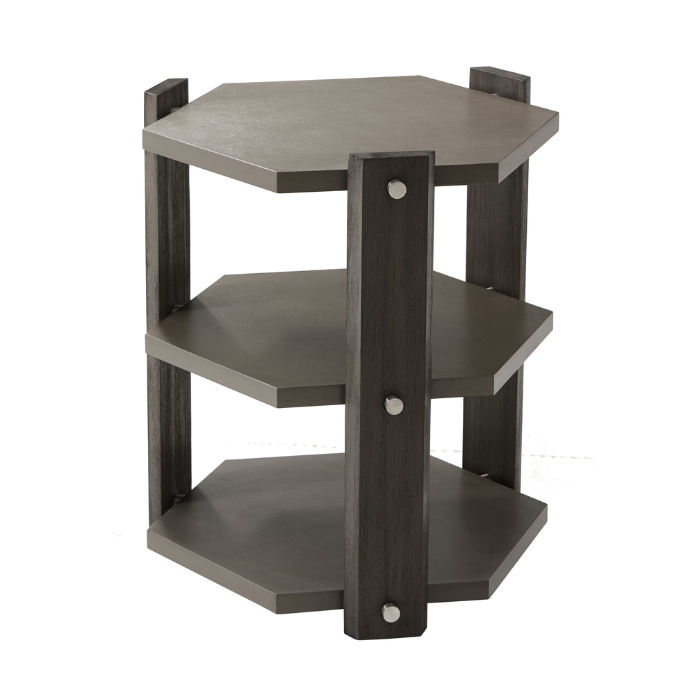 TA Studio-Quick Ship - Wooden Side Table
