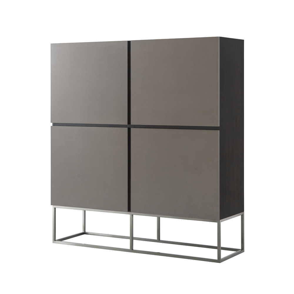TA Studio-Quick Ship - Wooden Storage Cabinet