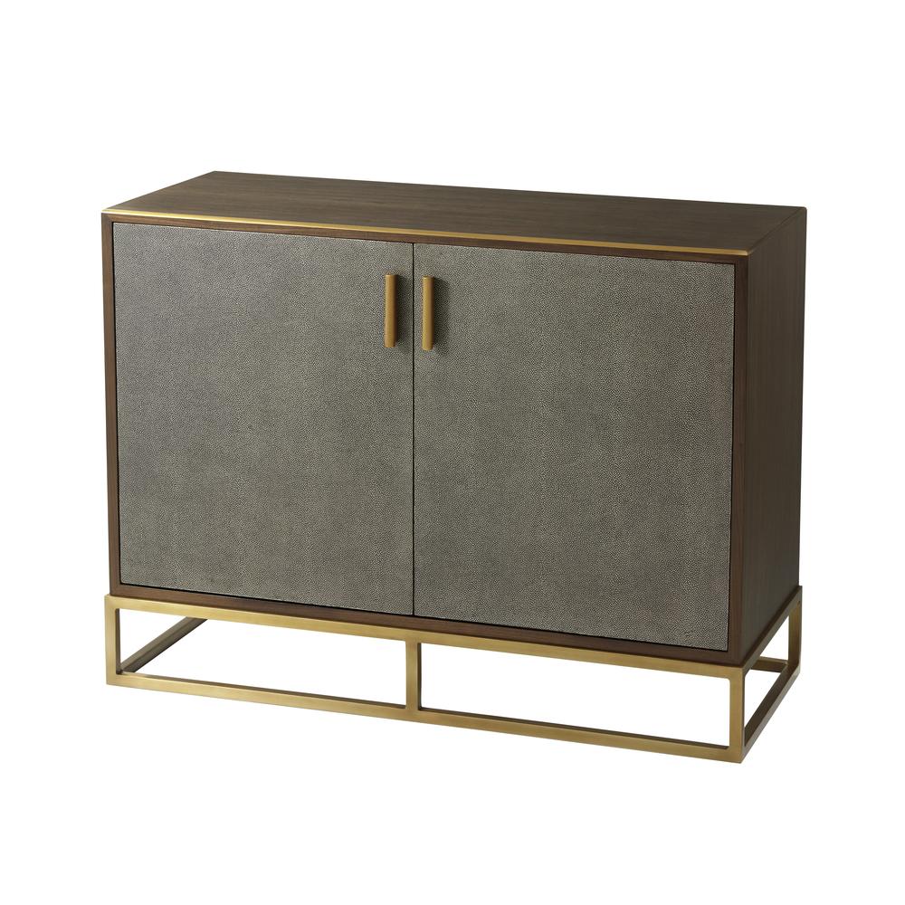 TA Studio-Quick Ship - Wooden Side Cabinet