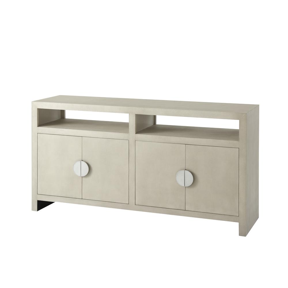 TA Studio-Quick Ship - Wooden Cabinet