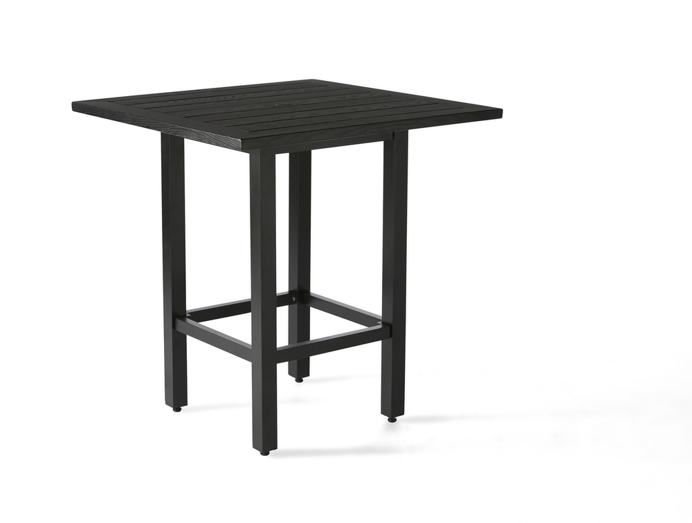Mallin Furniture - Counter Height Square Umbrella Table
