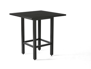 Thumbnail of Mallin Furniture - Counter Height Square Umbrella Table