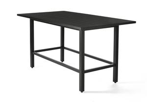 Thumbnail of Mallin Furniture - Counter Height Rectangular Umbrella Table