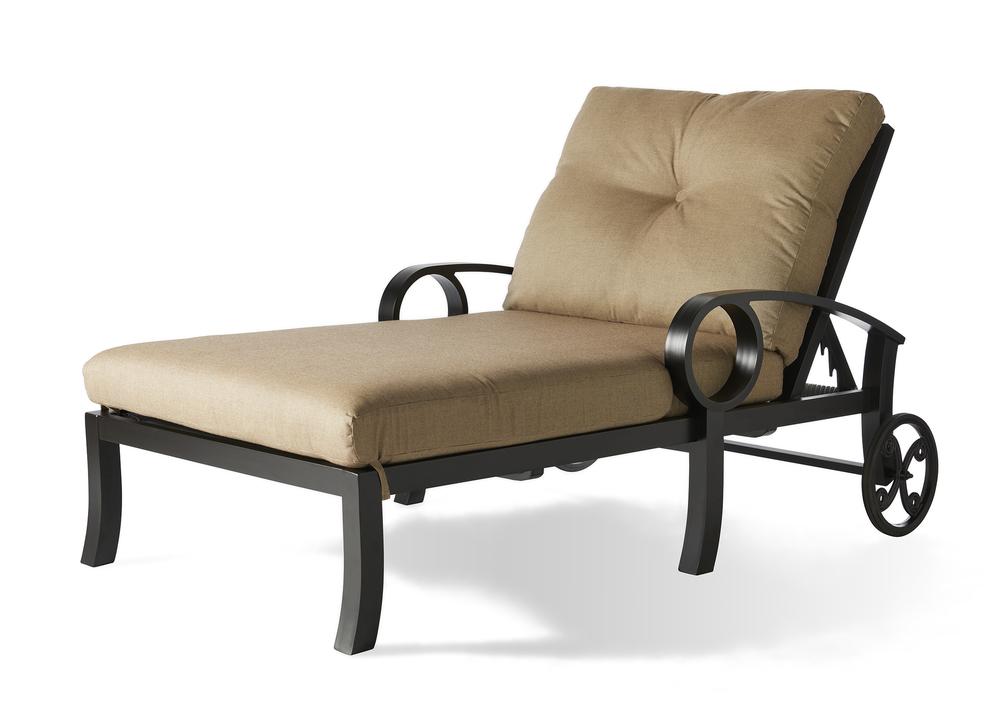 Mallin Furniture - Chaise and a Half
