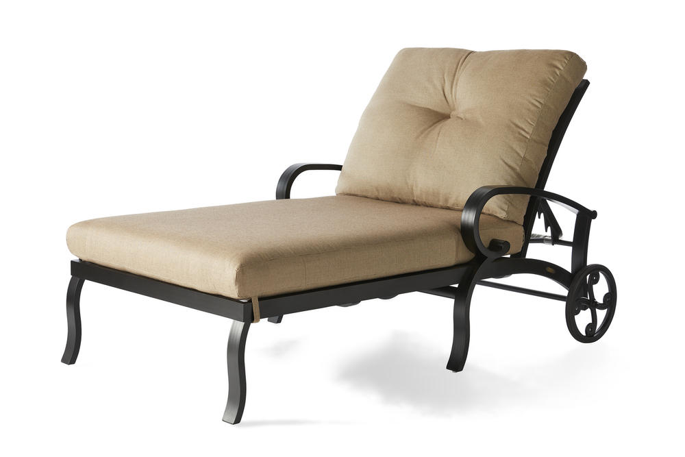 Mallin Furniture - Chaise Lounge and a Half