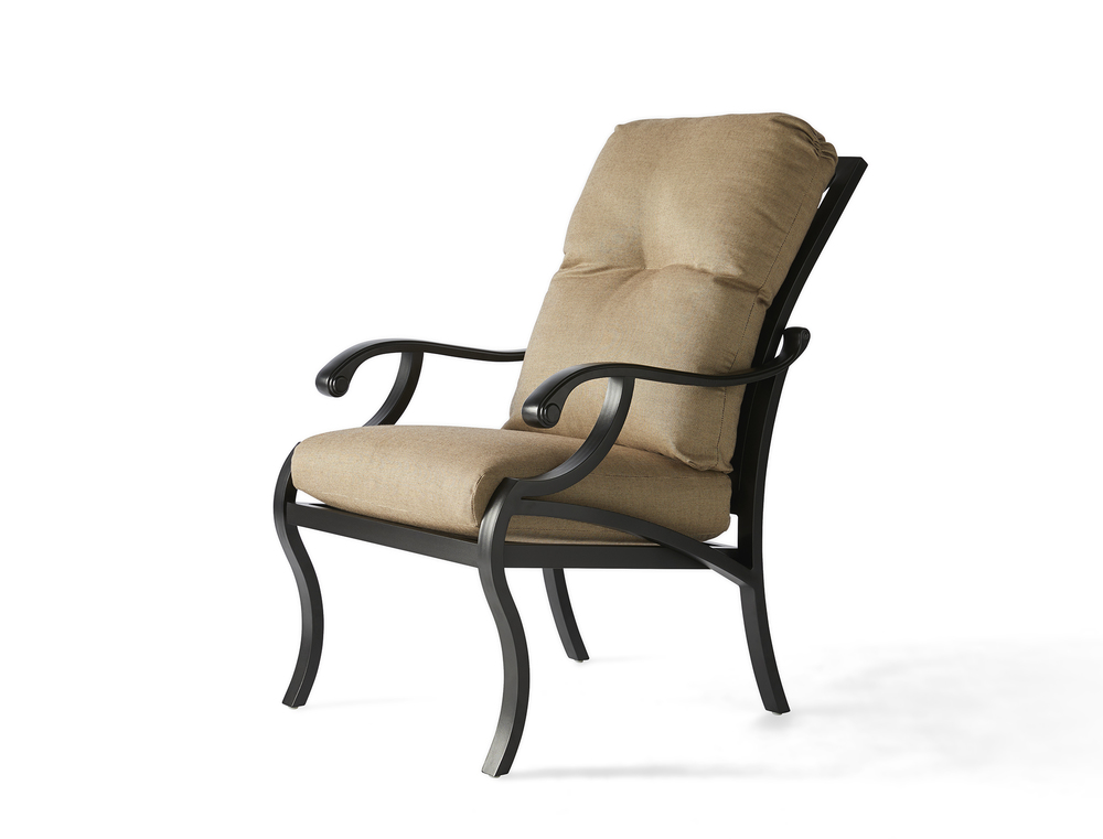 Mallin Furniture - Dining Arm Chair