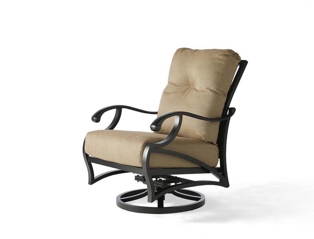 Mallin Furniture - Swivel Rocking Lounge Chair