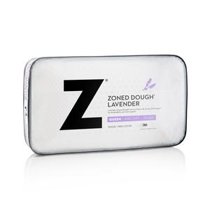 Thumbnail of Malouf - Zoned Dough Lavendar Pillow