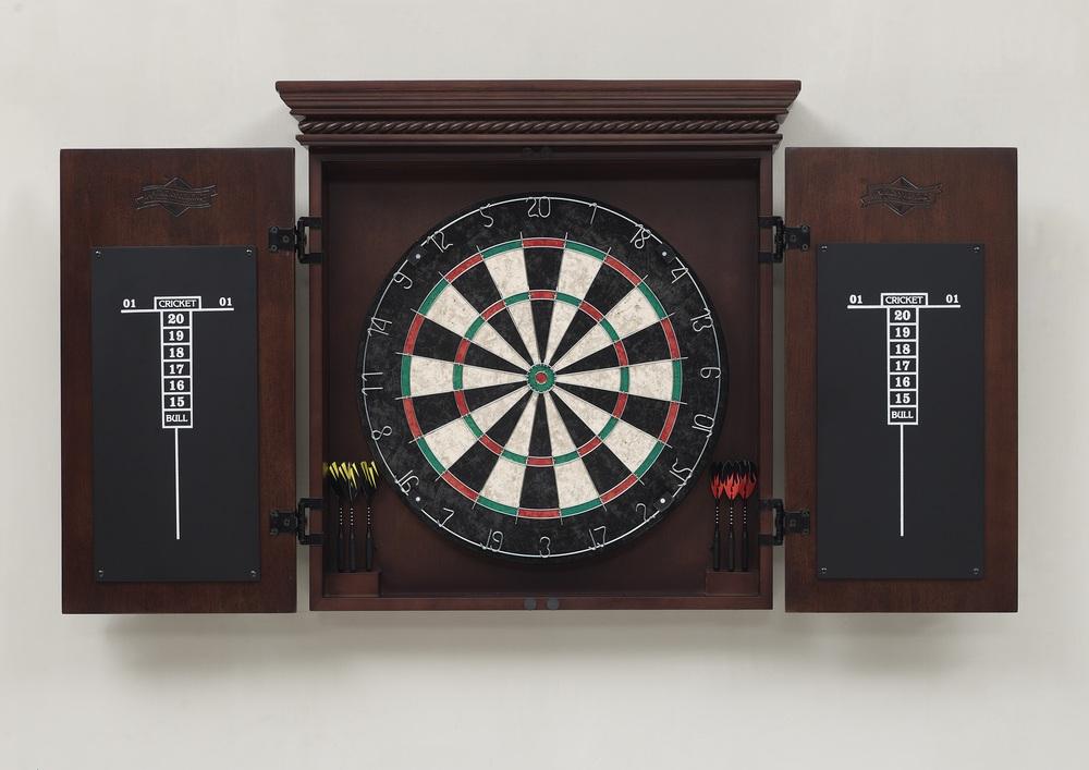 Imperial USA - Hudson Dart Board Set