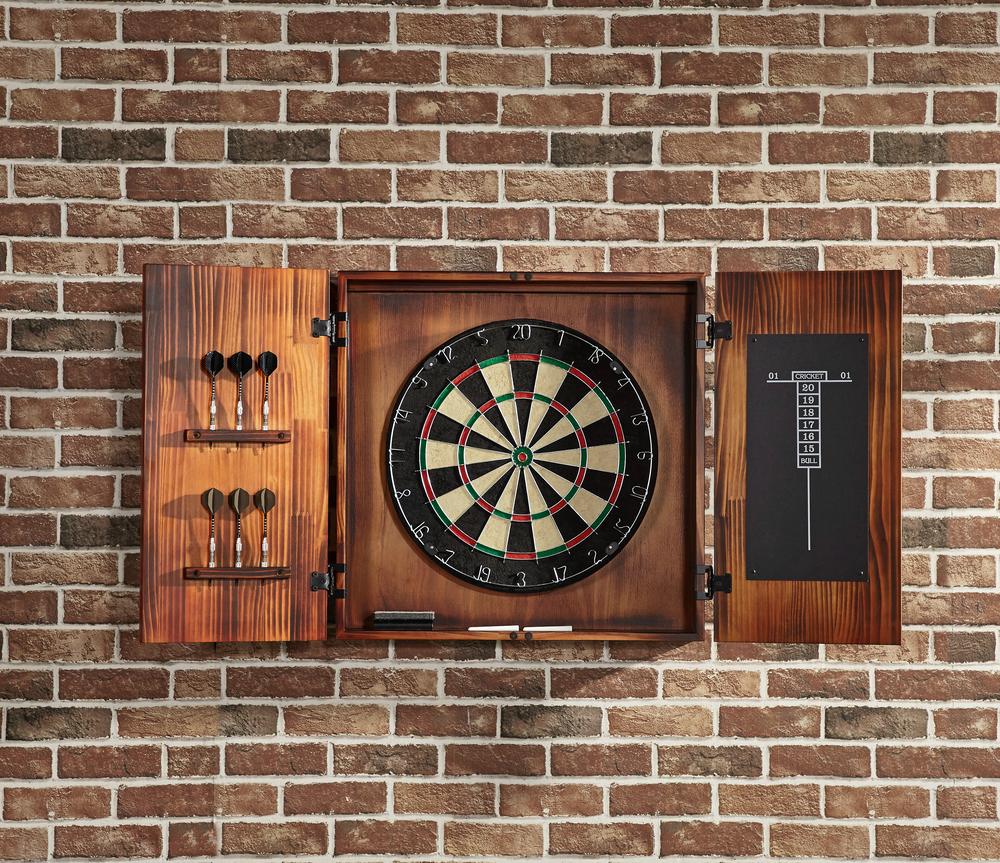 Imperial USA - Rustic Dart Board Set