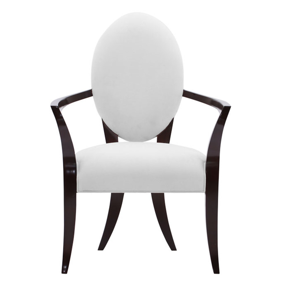 Lily Koo - Apollo Dining Arm Chair
